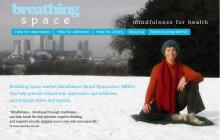 Mindfulness; breathing space